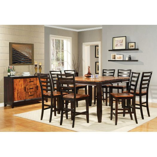 21++ Steve silver abaco counter height dining set Tips