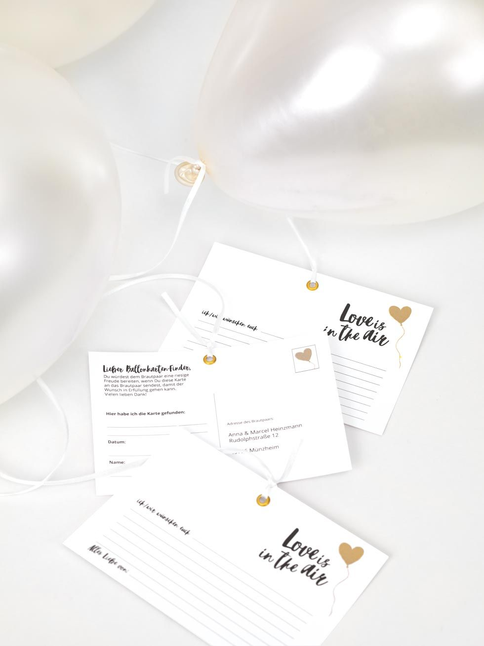 Ballonkarten Gestalten Neue Ideen Richtig Schone Personalisierte Karten Ballonflugkarten Ballons Hochzeit Luftballons Hochzeit