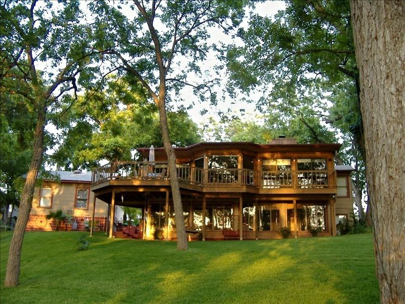 New Braunfels Cabin Rental: Geronimo Creek Retreat   Retreat Into Peace And  Nature   Cabins And Tipis | HomeAway $1883 7/26 8/2 Or 7/20 7/27 |  Pinterest ...