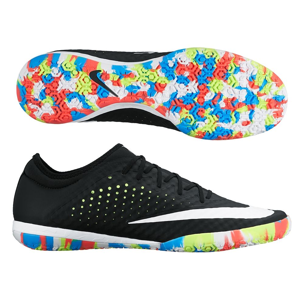 timeless design c6c79 43015 Black Shoes · Lightweight  Check. Great touch  Check. Get the Nike  MercurialX Finale indoor soccer