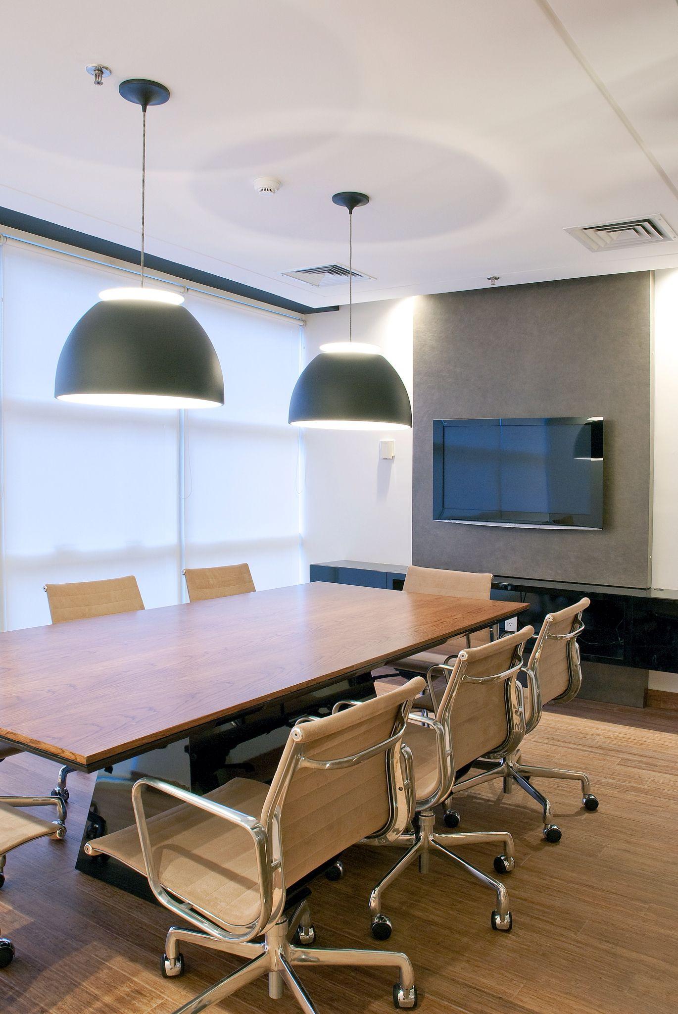 Sala de Reunião | sala de reunião moderna | Pinterest ...