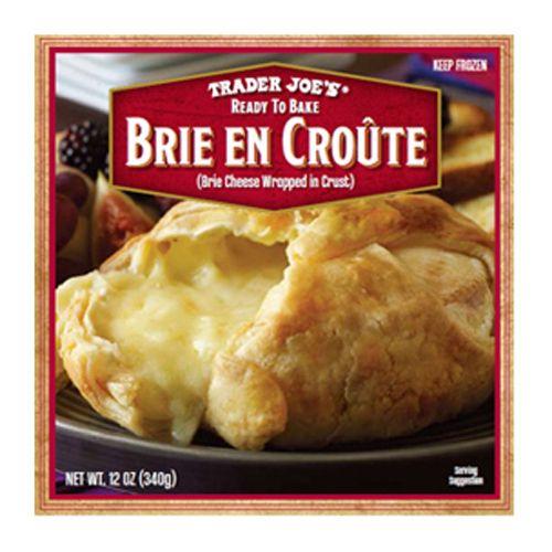 Image result for trader joe's baked brie en croute