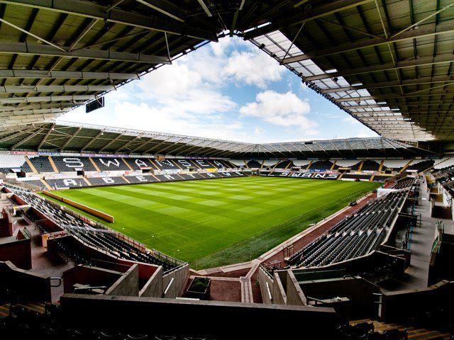 Liberty Stadium Swansea City Swansea City Swansea Football Stadiums