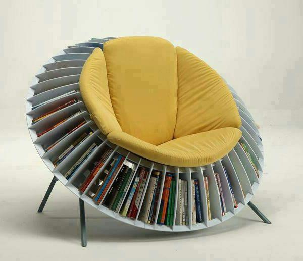 Ausgefallene Bücherregale coole wohnideen 10 ausgefallene und praktische bücherregale