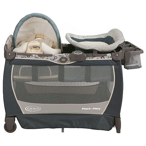 Graco Pack N Play With Cuddle Cove Lx Rocking Seat Play Yard Brompton Graco Babies R Us Pack N Play Pack And Play Baby Pack And Play
