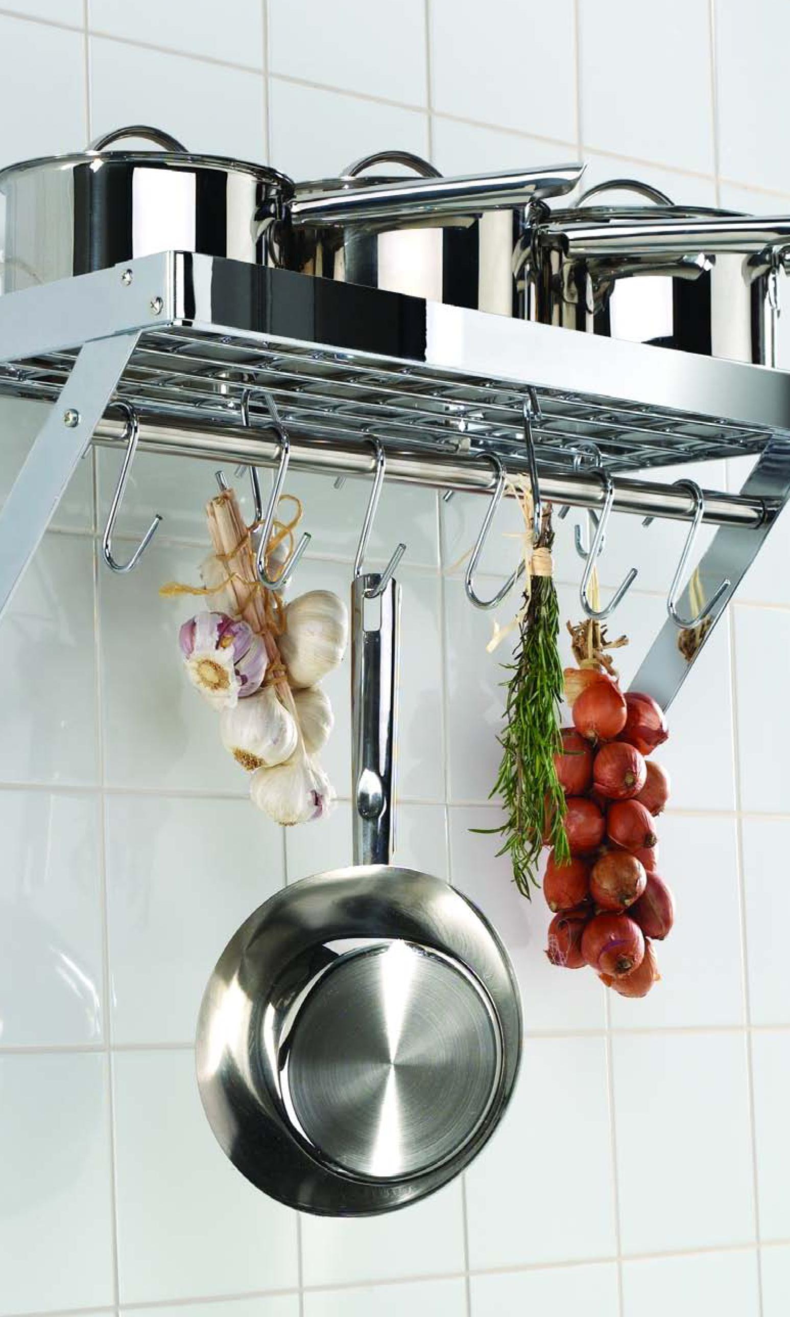 Wandregal Premium   Wandregal, Die küche und Küche