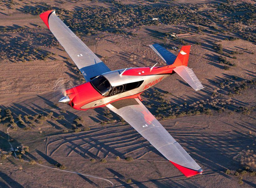 the mooney M240V acclaim ultra airplane Mooney aircraft