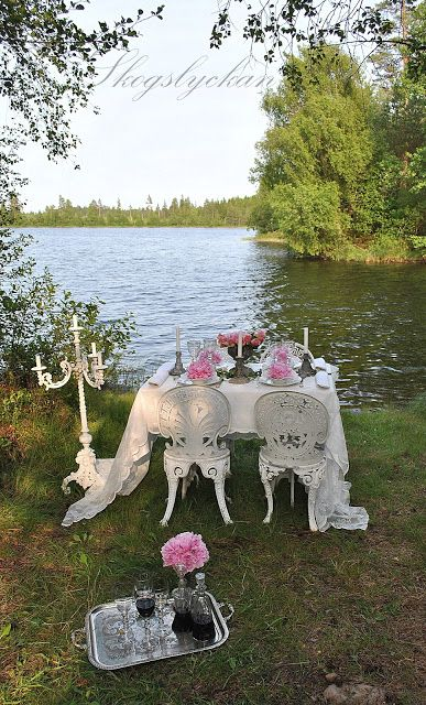 Atelje Skogslyckan | Beautiful, Mysigt och Romantik - Pinterest