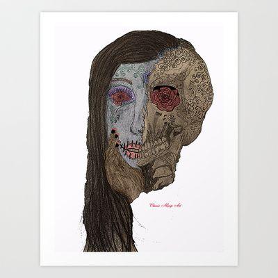 Día de Muertos by Classic Mixup Art