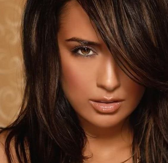 Brunettes Are Women With Dark Brown Hair What Hair Color Ideas For