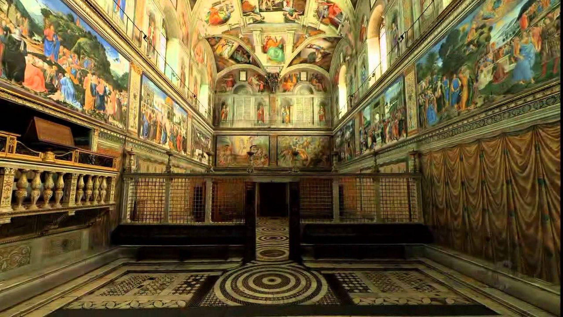 xpx Sistine Chapel Desktop