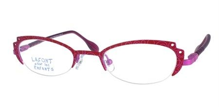 de18387cd86 Yes little girls can have high fashion eyeglasses like the Calin by Lafont
