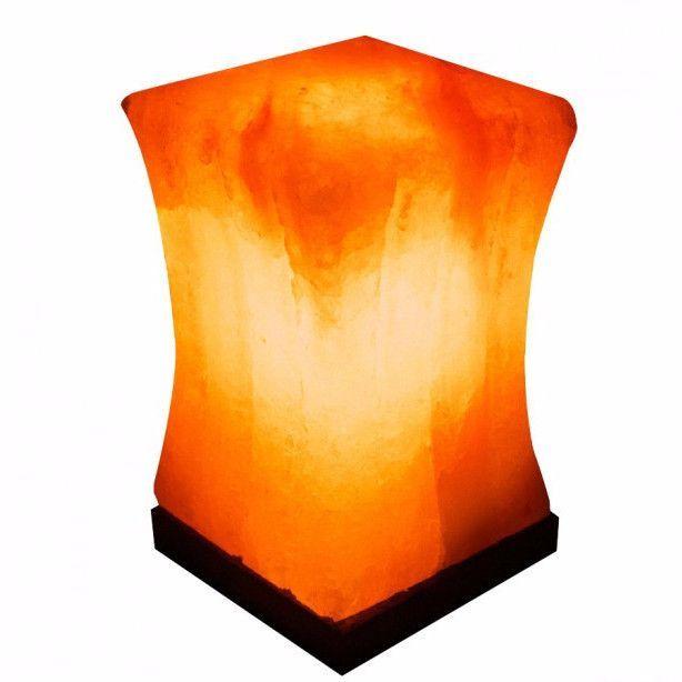 How To Clean Salt Lamp Evolution Salt Crystal Salt Lamp  Pillar  1 Count  Interior