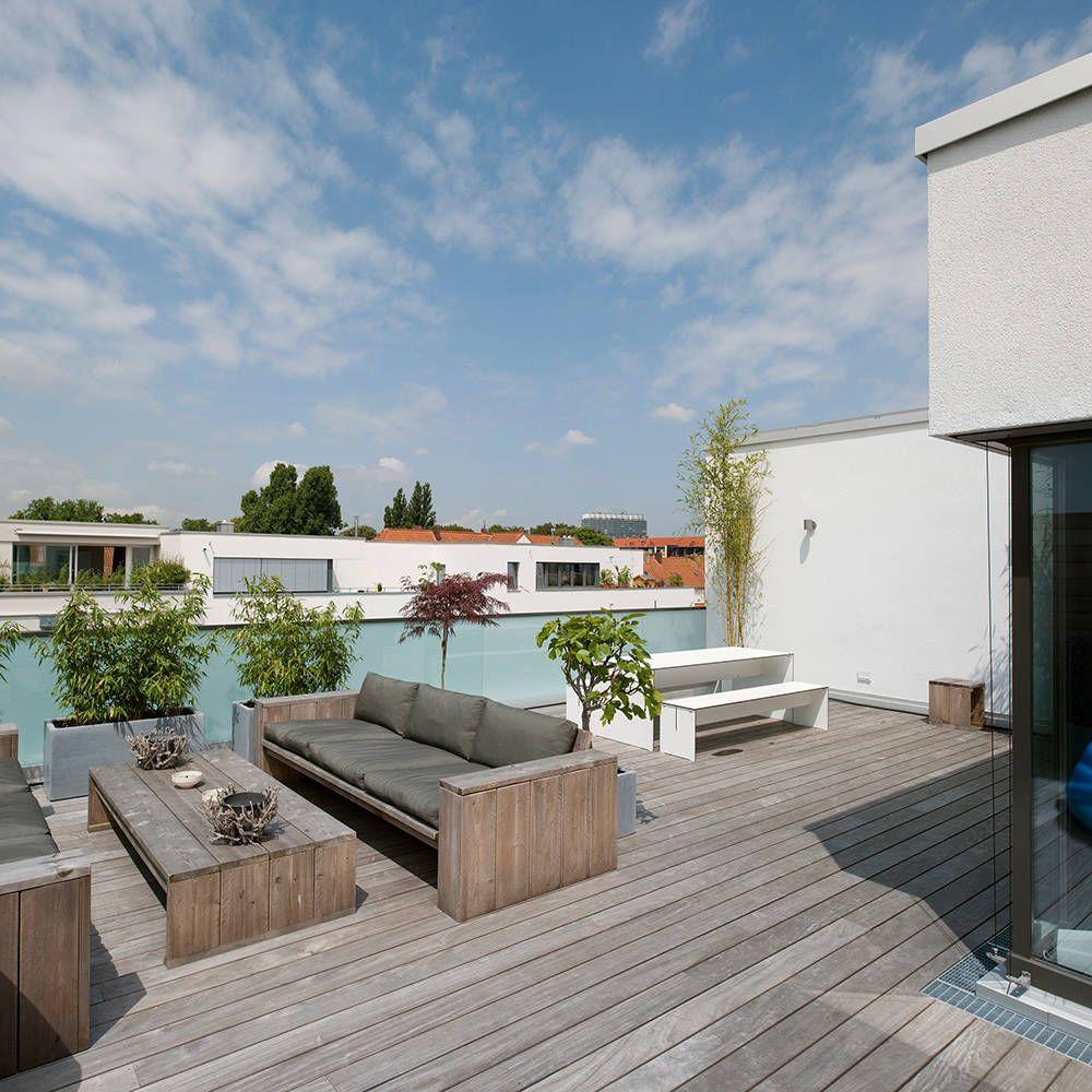 Dachterrasse von dewey muller partnerschaft mbb architekten stadtplaner | homify