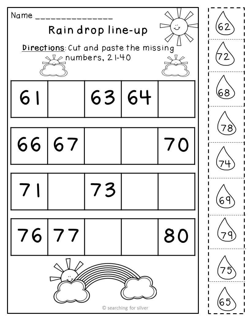 Spring Math Literacy Printables Kinder Pdf Digital Ready Kindergarten Worksheets Spring Math Worksheets Kindergarten Worksheets Printable Kindergarten spring math worksheets