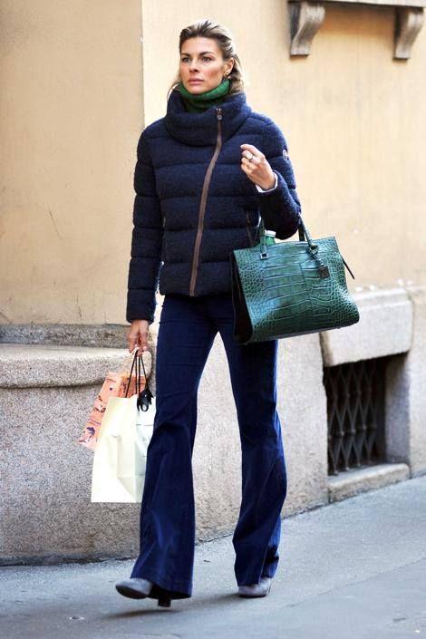 Trends In Celebrity Pinterest Style Martina Colombari Colmar pzTPPq