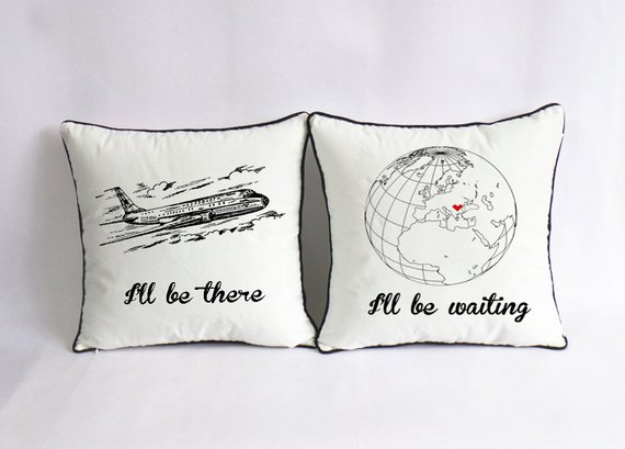Distance couples for long pillows 8 Long