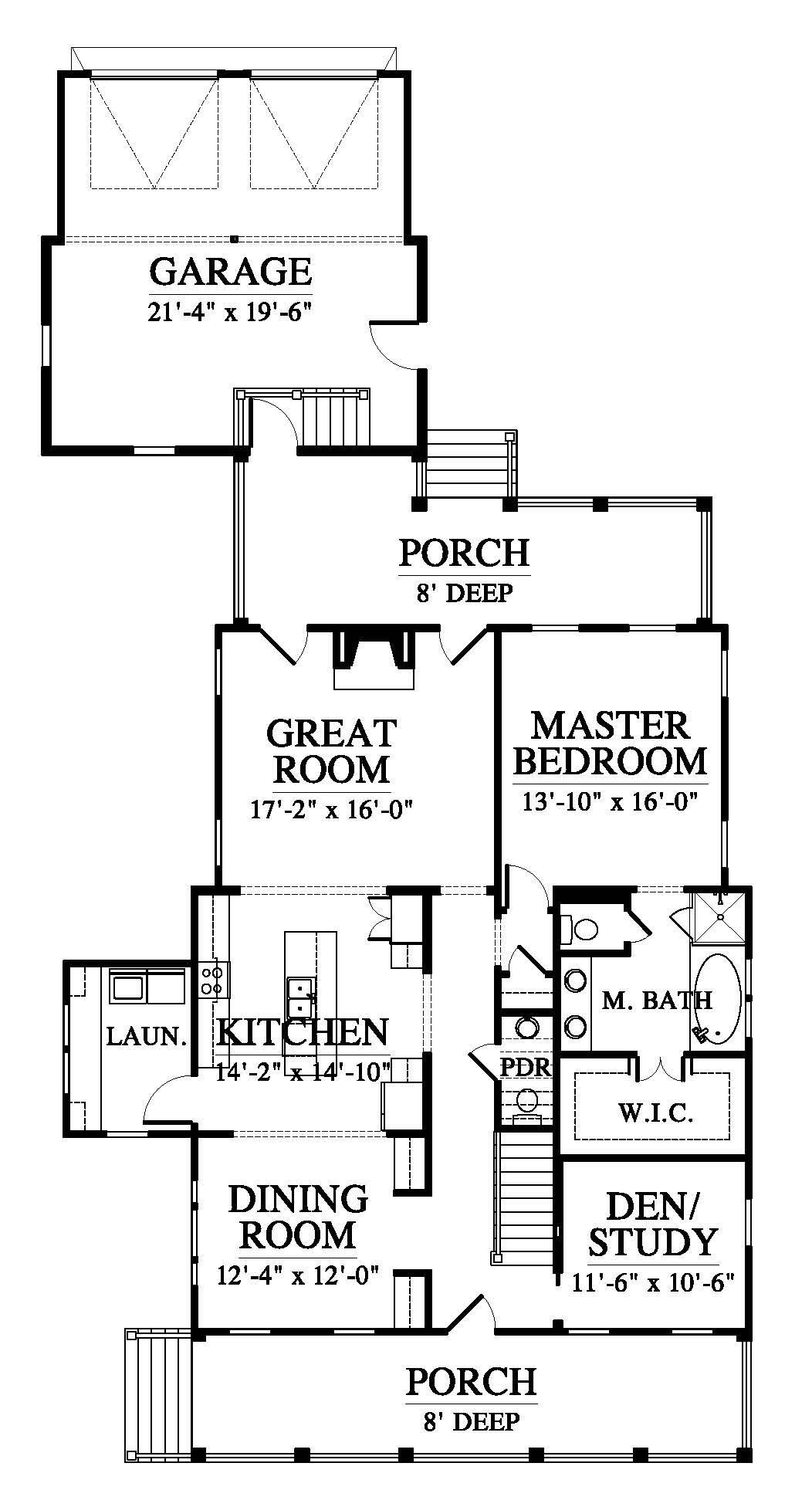 Arrington 14388 House Plan 14388 Design From Allison Ramsey Architects How To Plan House Plans Architect
