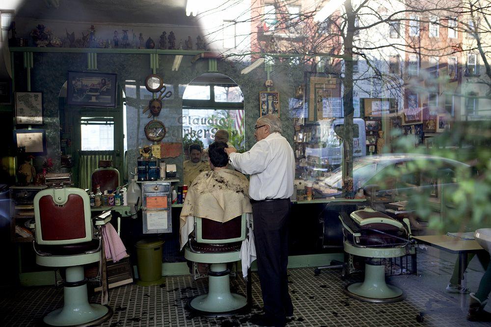 claudiosigh Barber, East harlem, Barber shop