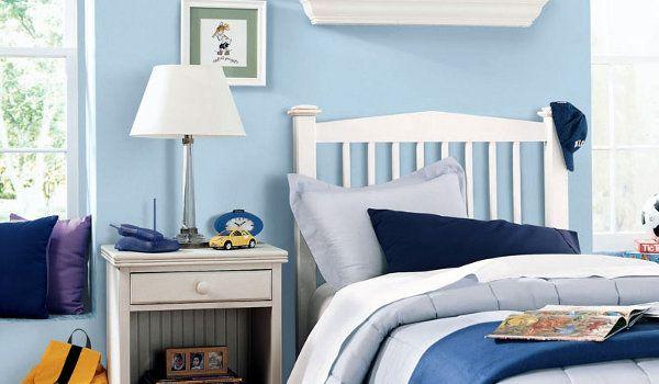 habitacin juvenil azul