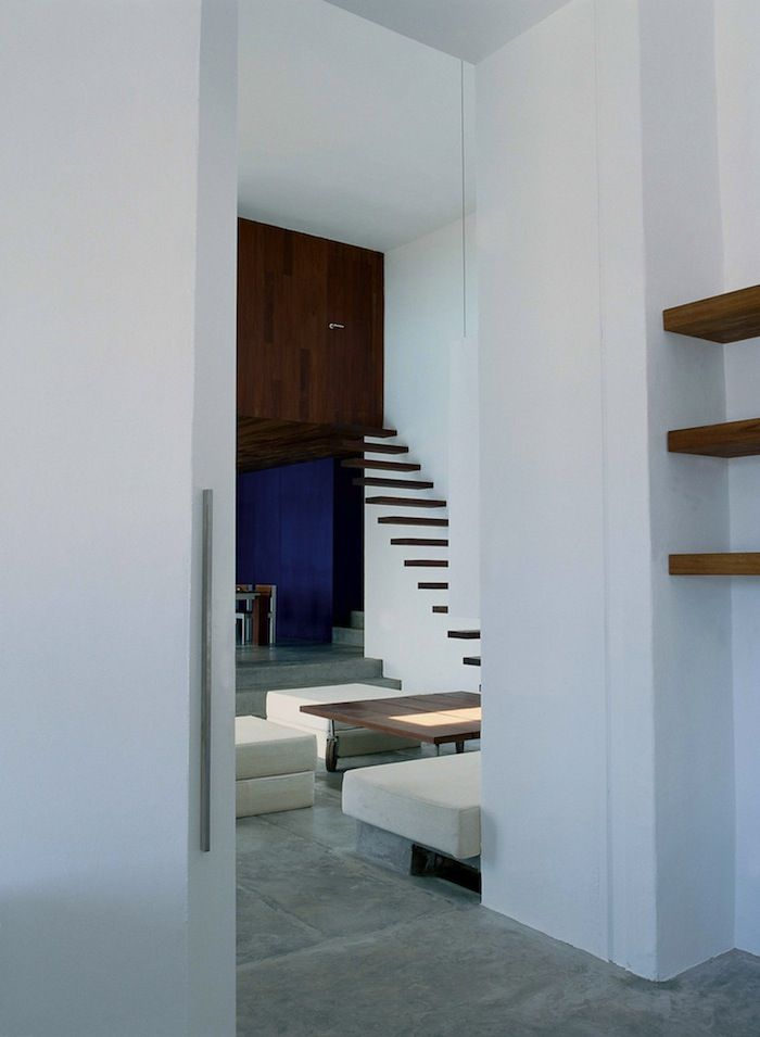 All Images Ramon Esteve And Eugeni Pons Minimal Holiday House