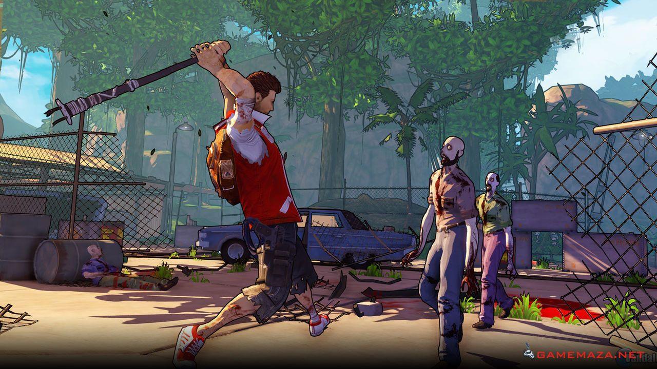 Escape Dead Island Free Download Download games, Free