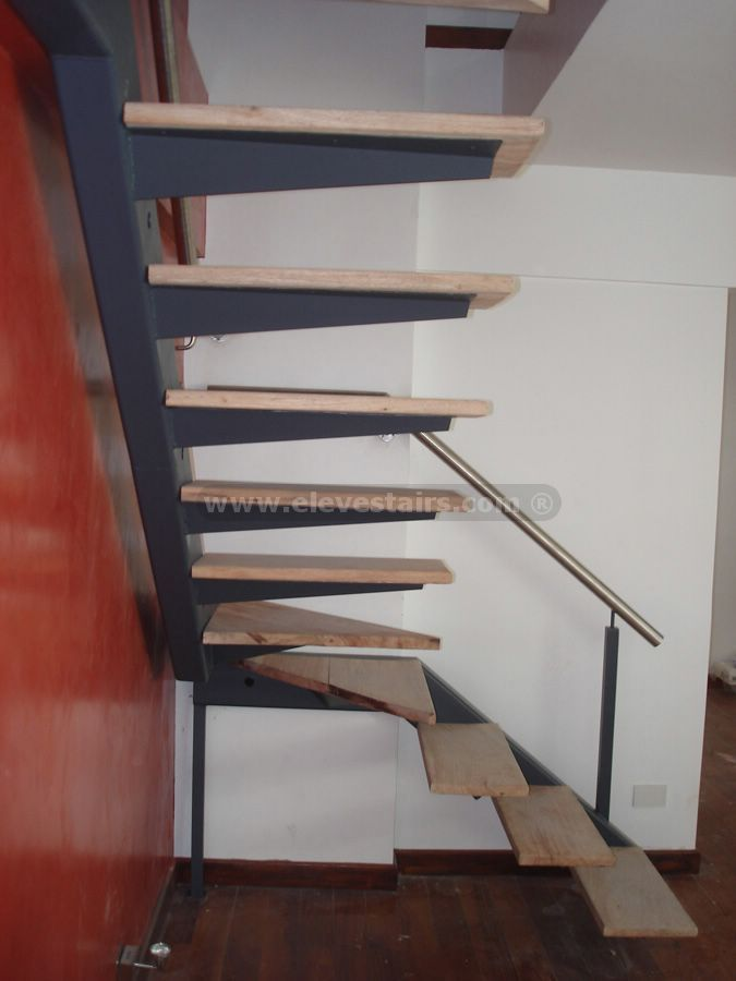 High Quality Open Floating Stair Check Out Deck Railing Ideas Http://awoodrailing.com