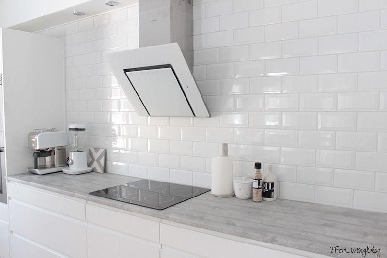 White subwaytiles / scandinavian home