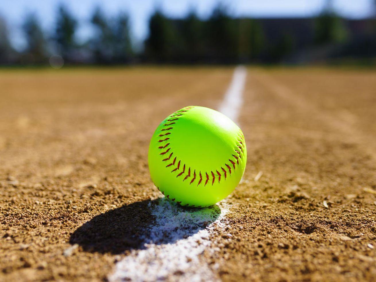 Mountainstar Healthcare Star Athletes Of Week 30 In 2020 School Softball High School Softball Softball Backgrounds