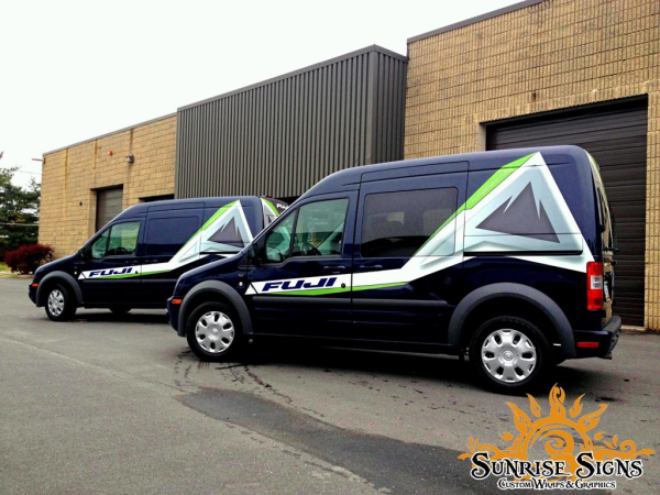 Transit Connect Graphics Transit Connect Wrap Ford Transit