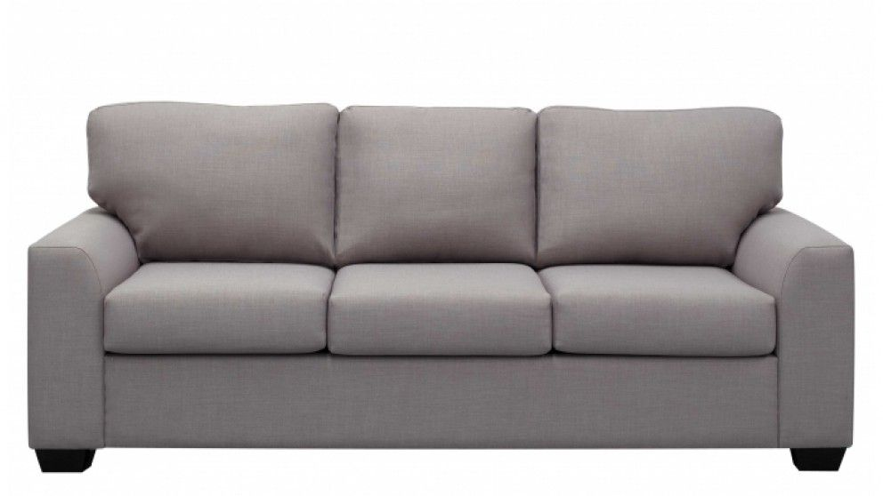 Kingston fabric queen sofa bed sofa beds harvey norman - Harvey norman living room furniture ...