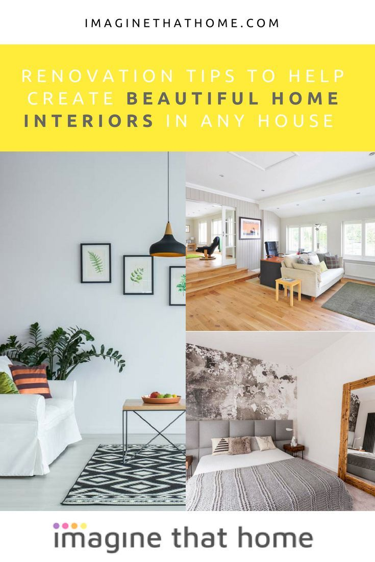 Renovation tips to help create beautiful home interiors in any house beautifulhomeinteriors also rh pinterest