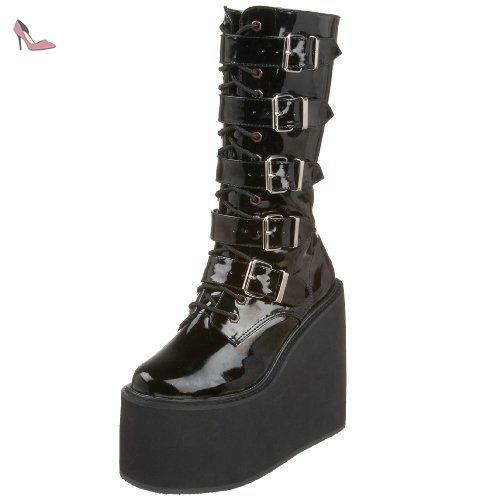 RIVAL 307 Gothic Punk Demonia USA Boots Stiefel
