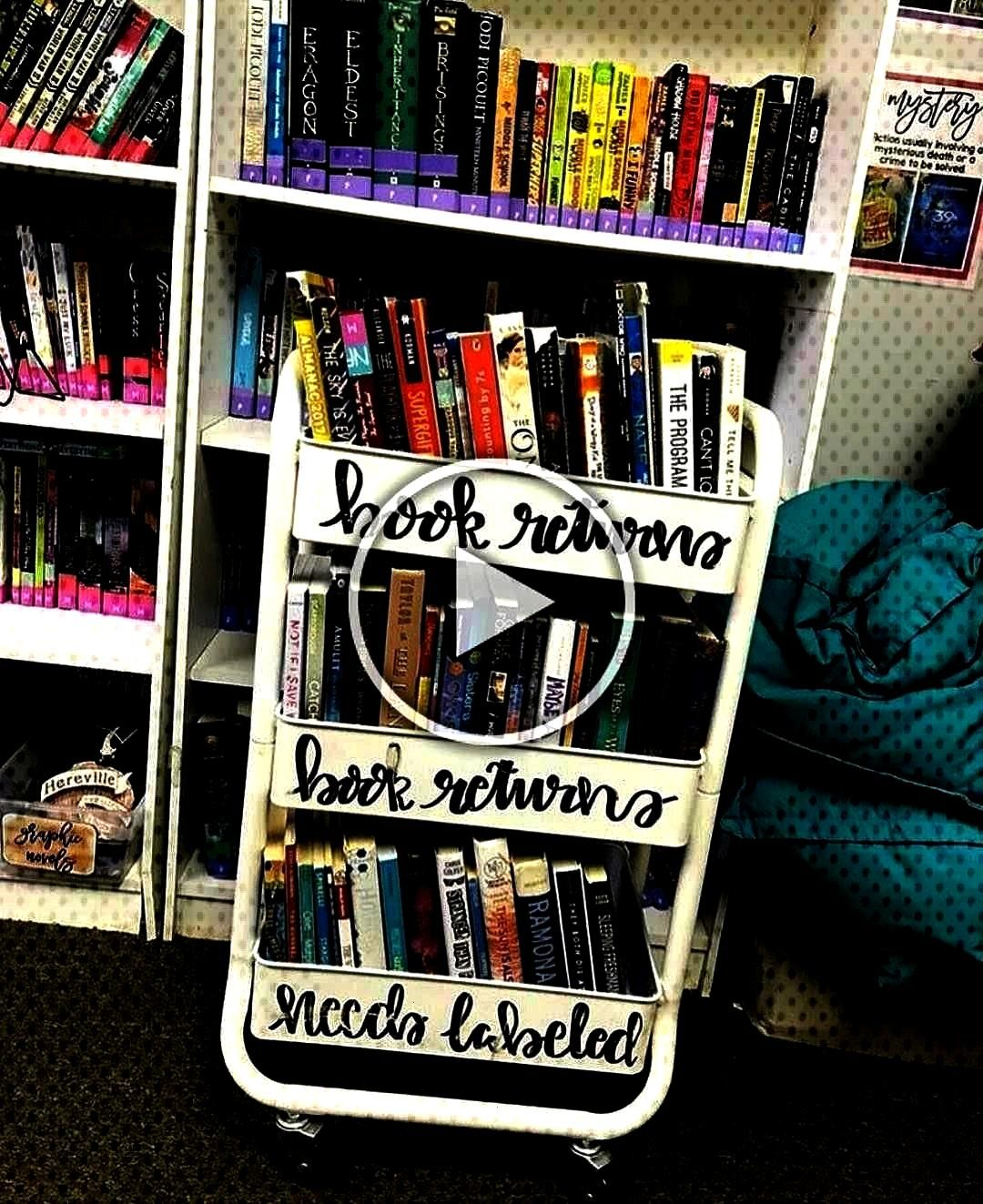 talk about classroom libraries... All of my books are organized on the shelves by genre, BUT for so