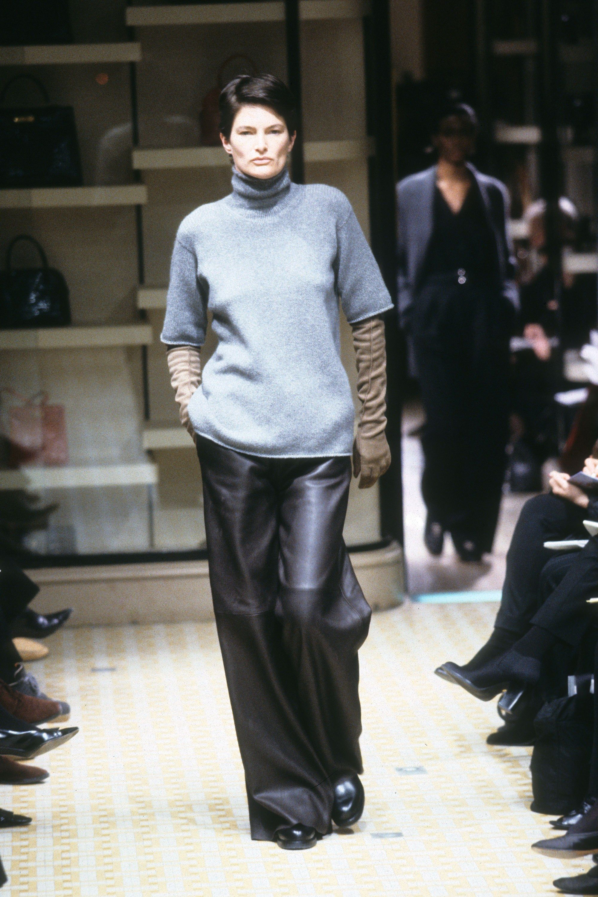 Hermès Fall 1998 - Look 25