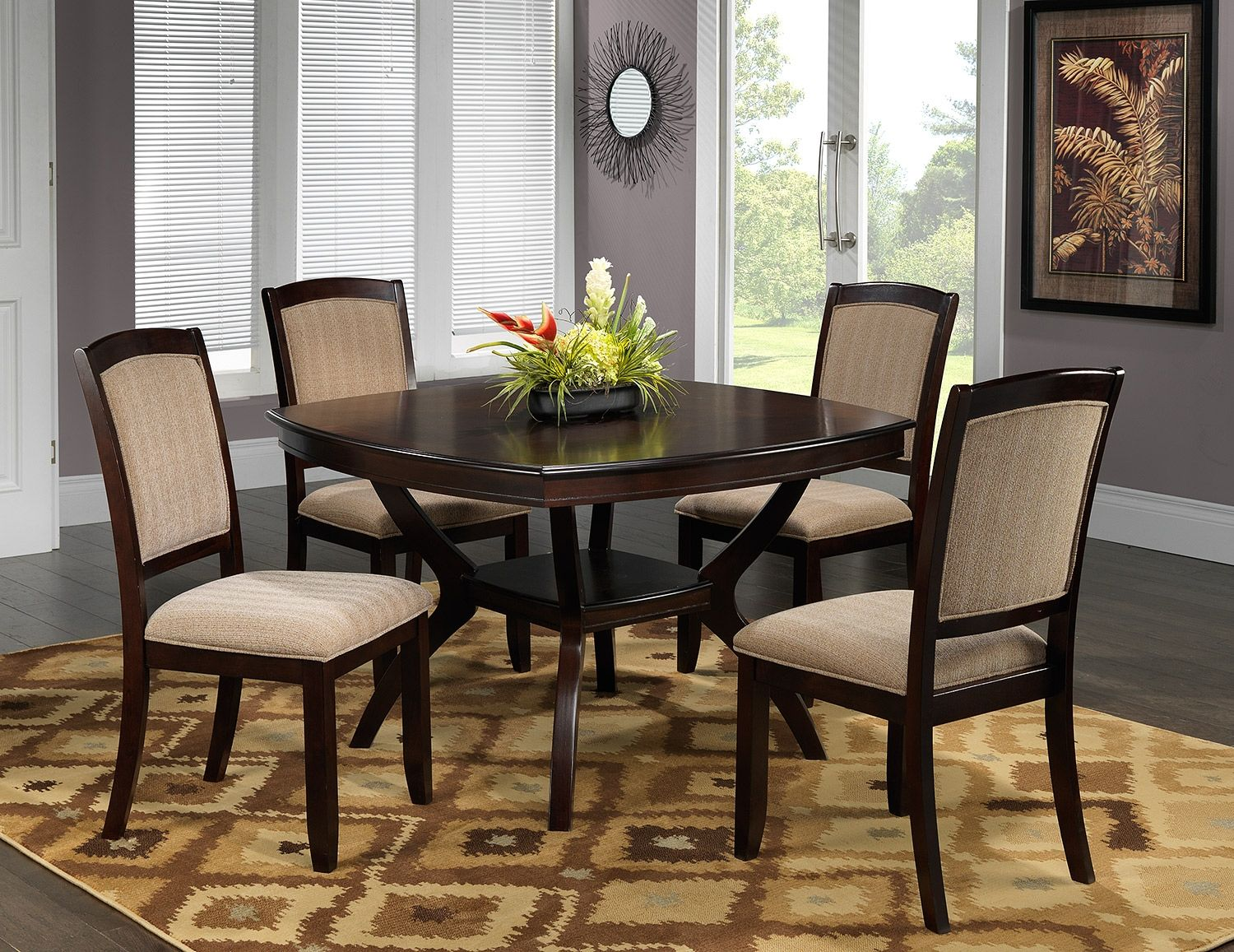 Room  C B Valentina Casual Dining Collection Leons