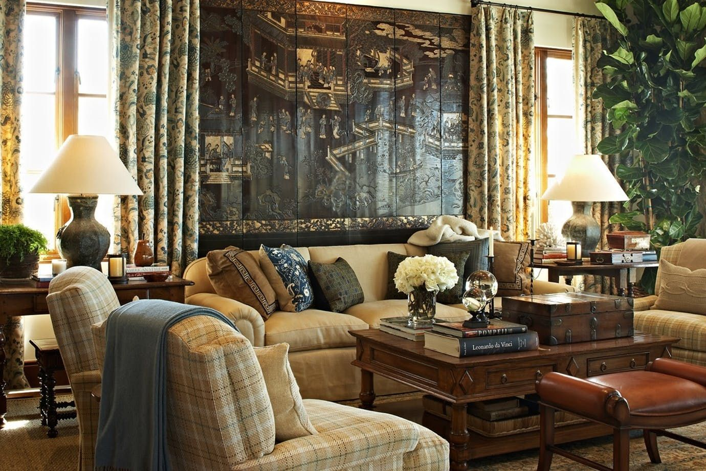 Living TraditionalNeoclassical by David Phoenix