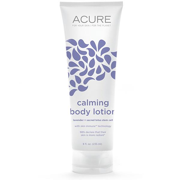 Calming Body Lotion Lavender + Lotus Stem Cell