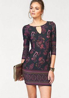 5c6dcb7267 Melrose dzsörzé ruha | ruha | Trompetenärmel, Kleider és Shirtkleid