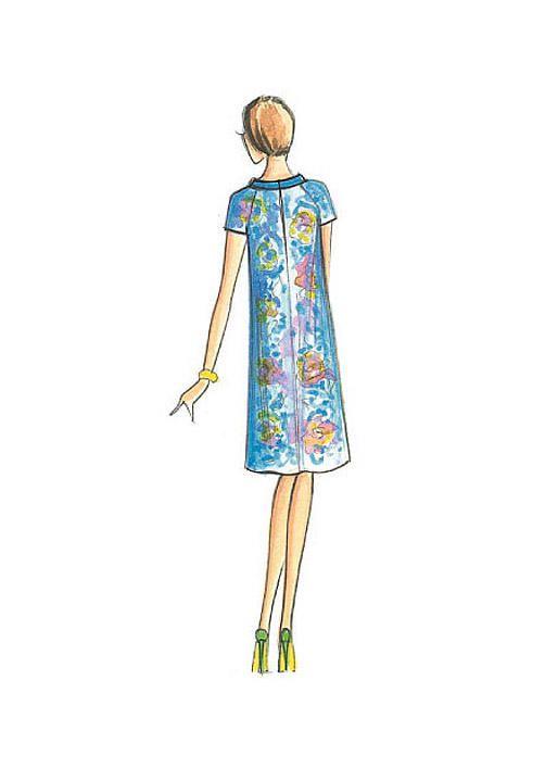 F3712 | Butterick Patterns | Sewing Patterns | vestidos | Pinterest ...