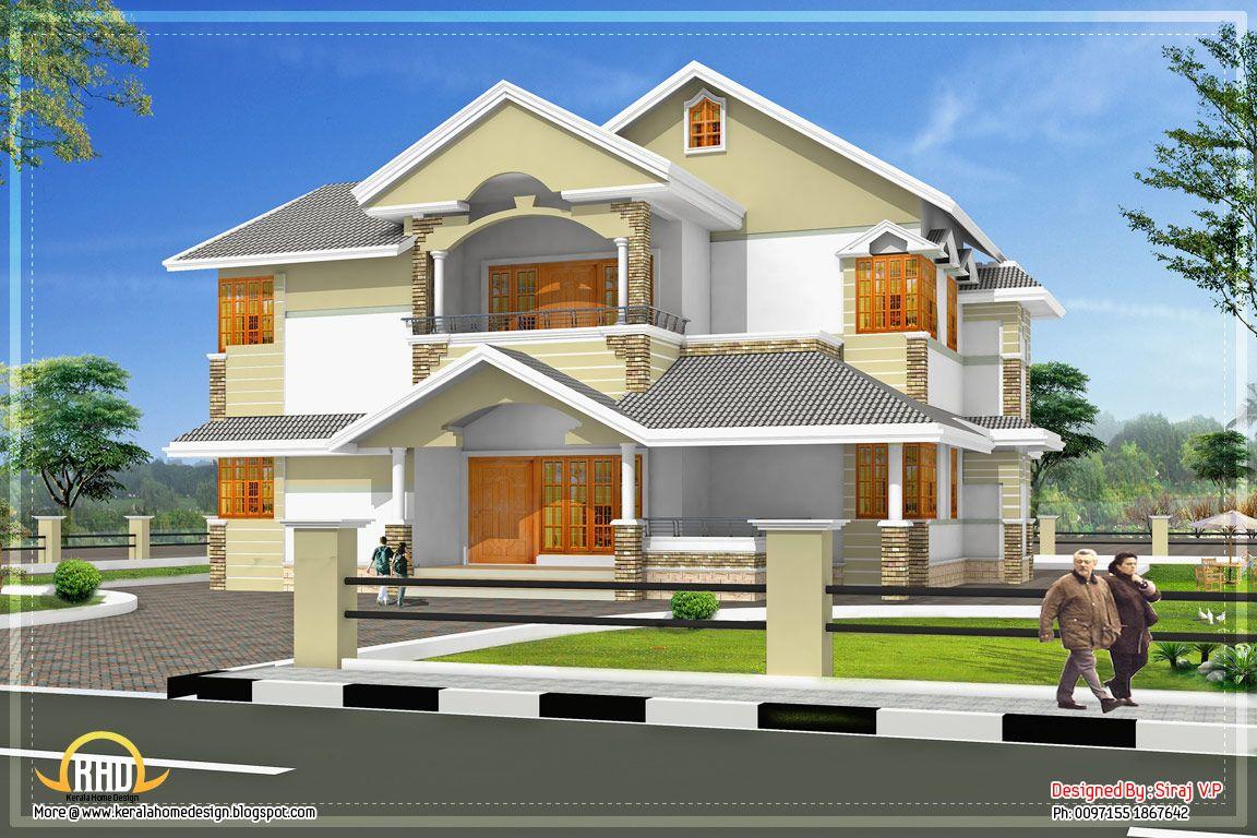 House · April 2012 Kerala Home Design ...