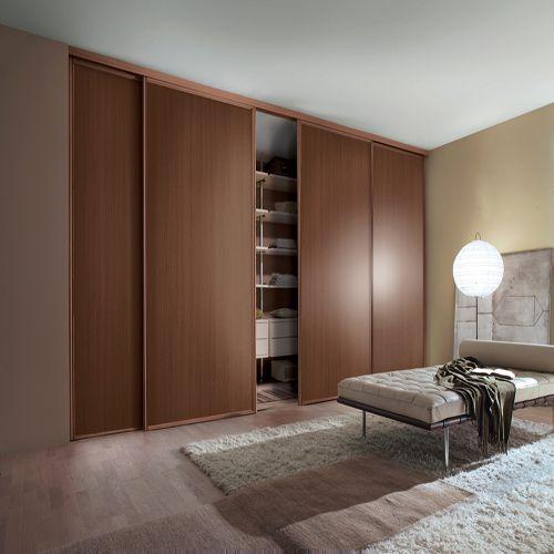 Cheap Bedroom Design Ideas Sliding Door Wardrobes: 4 Door Classic Sliding Wardrobe Doors