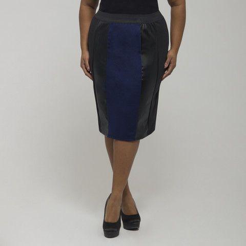 Color Block Midi Skirt – Dots Fashion