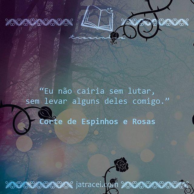 Livro - Corte de espinhos e rosas