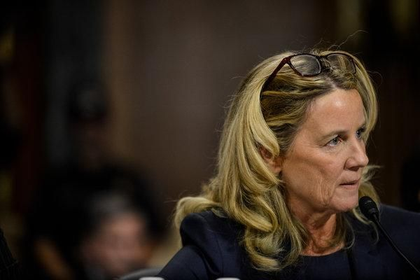 Brett Kavanaugh and Christine Blasey Ford Square Off in