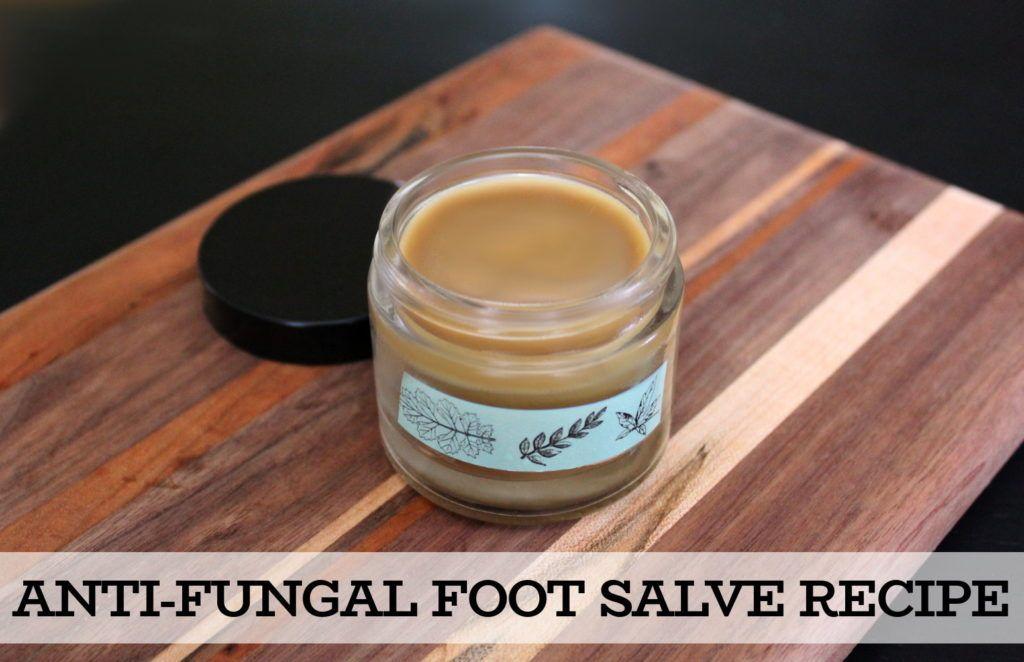 Natural Antifungal Foot Salve Recipe To Promote Foot Health Salve Recipes Foot Salve Recipe Foot Salve