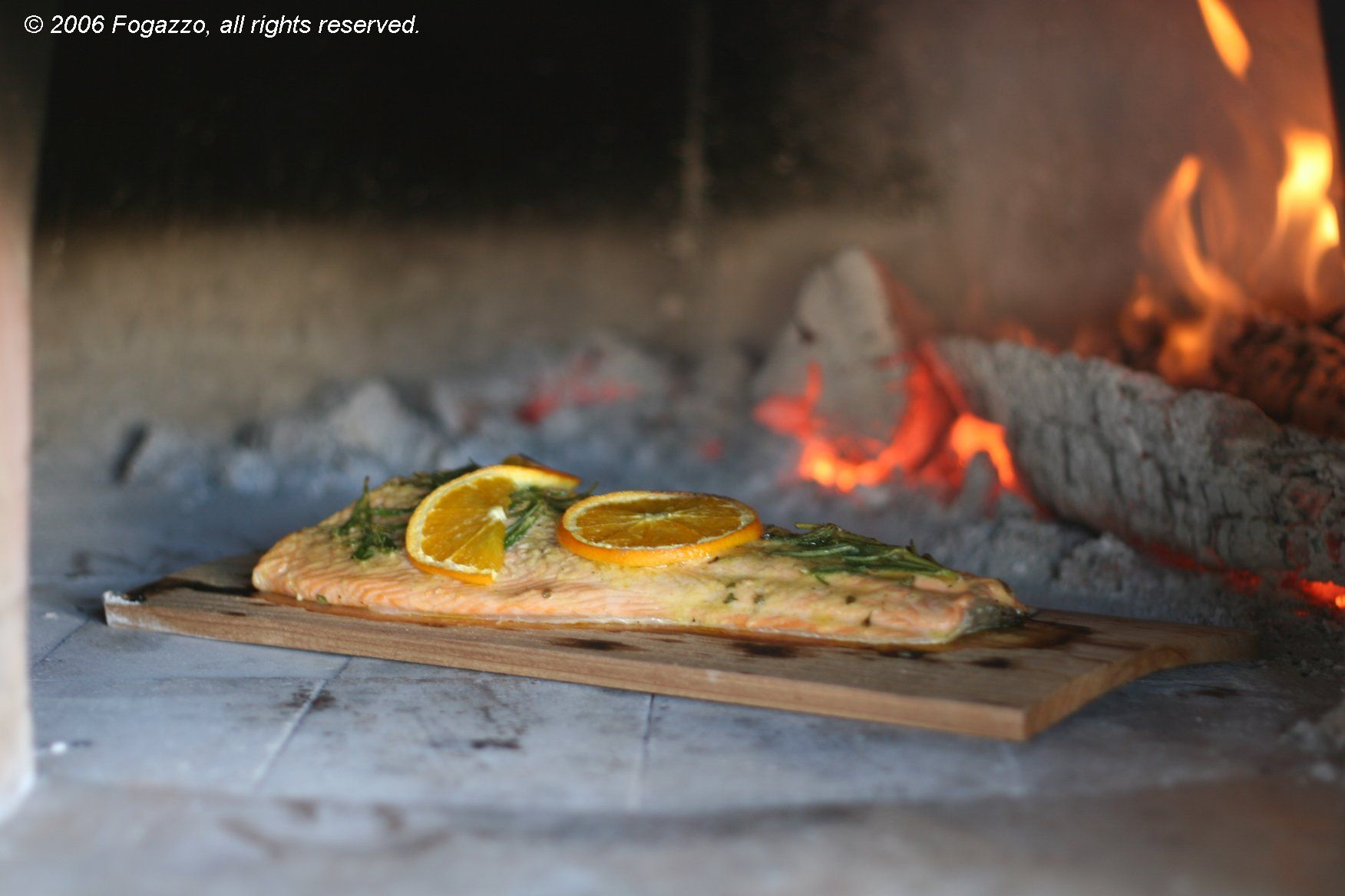 Cedar Planked Salmon Wood Fired Oven Recipes Recipes