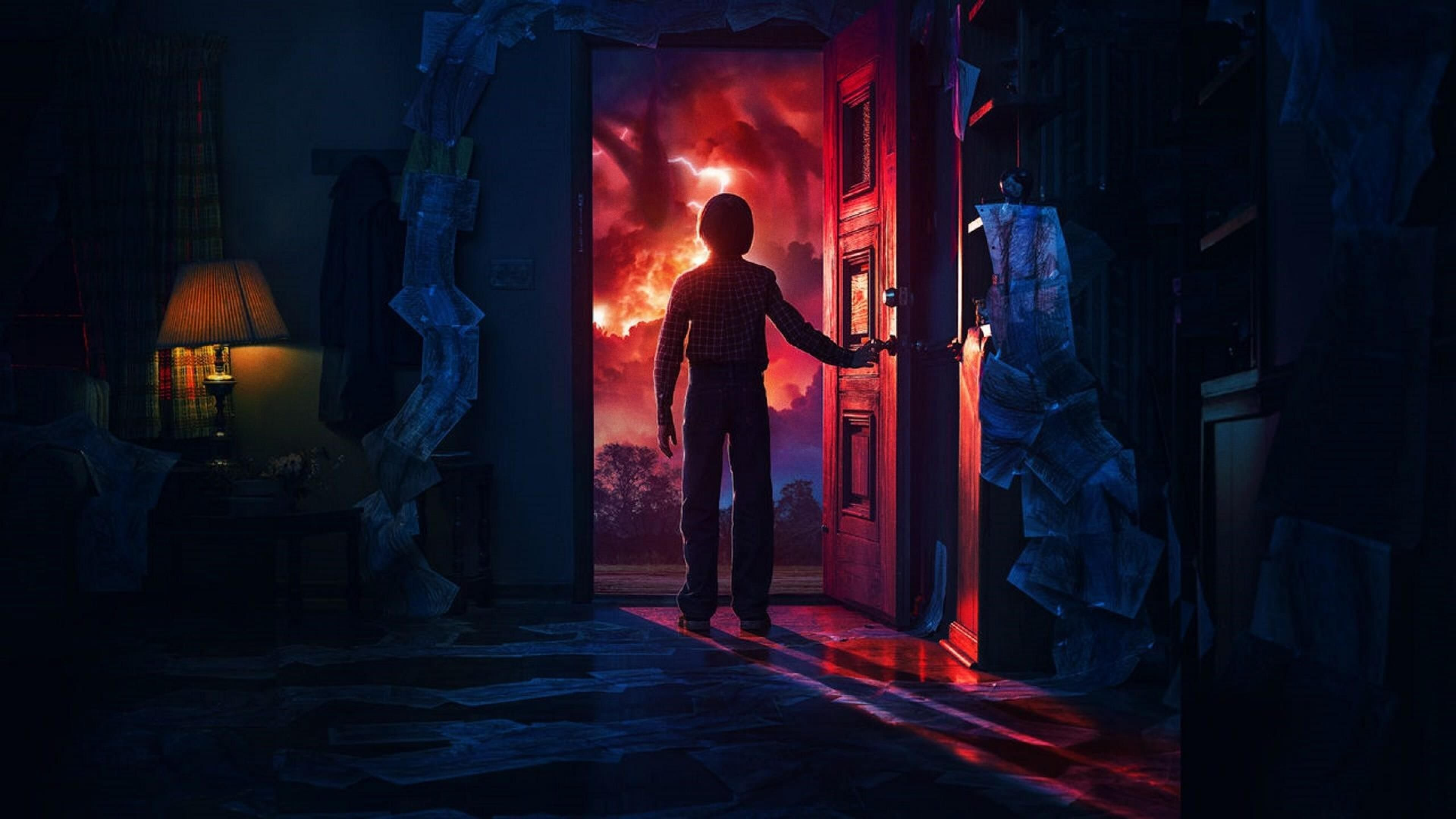 Free Stranger Things Wallpaper for iPhone 4K HD Stranger
