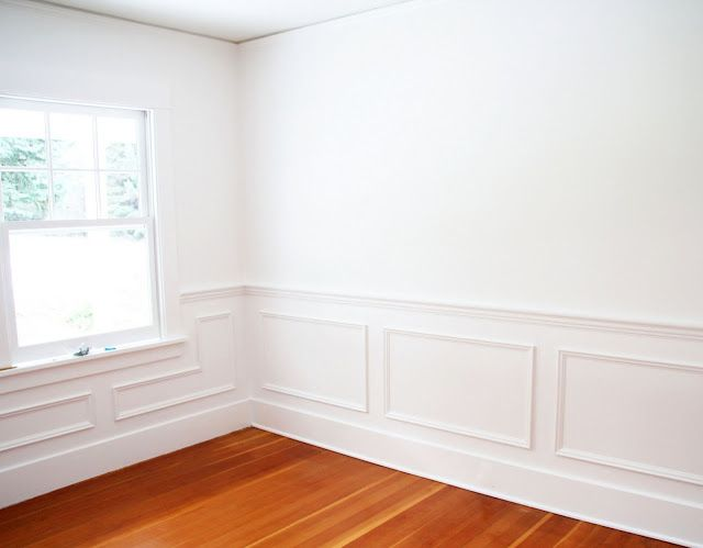 A Country Farmhouse Wainscoting Example
