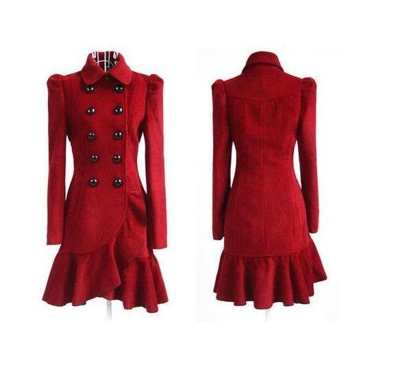 Formal Dress Coats for Women  f9c8a88704